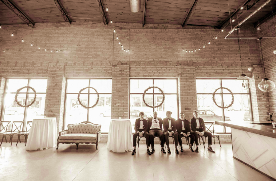 Read more about the article A Winter Wedding | Benjamin + Gabrielle