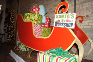 Santa's Workshop | Breakfast with Santa 2016