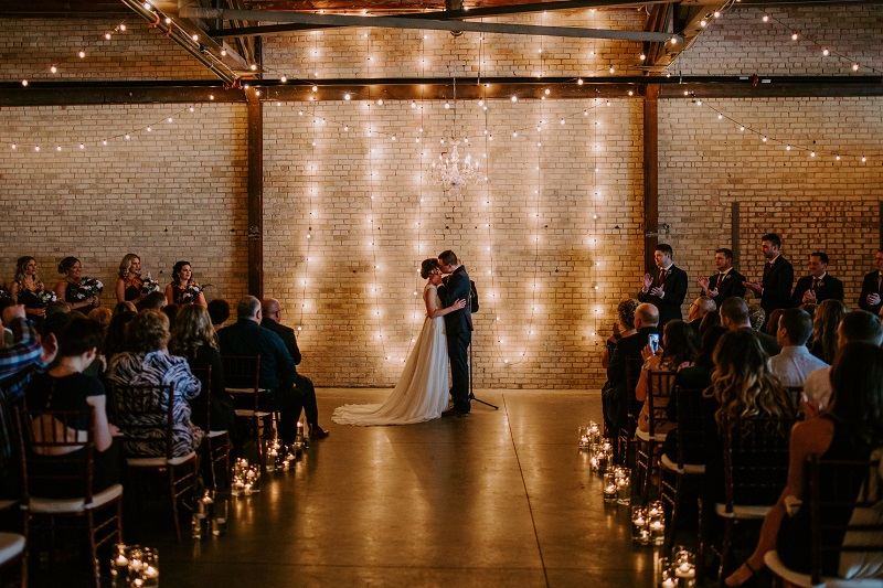 Read more about the article Winter Wedding | Chad + Kailee